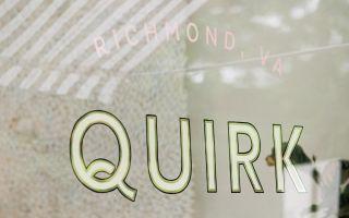 Quirk Hotel – Richmond, el nuevo hotel boutique de Virginia