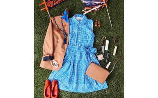 Game Day Looks inspireret af vores foretrukne sydlige levende kjole