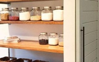Ideas geniales de almacenamiento de cocina que estamos robando de Fixer Upper