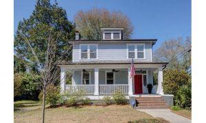 Уилмингтън в Северна Каролина е едно дърво Hill Hill достига пазара на $ 449,500