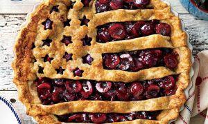 7月4日のデザートのお祝い