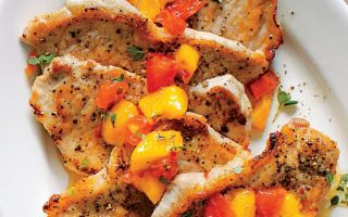Recetas de chuleta de cerdo saladas