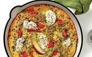 Лесни и вкусни рецепти Frittata