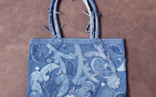 Alabama Chanins DIY Series: Paisley Tote