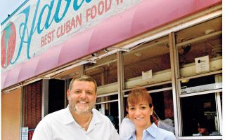 Restaurace Palm Beach County