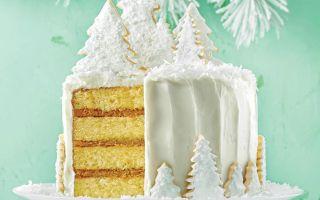 Vindende Hvid Kage Opskrifter