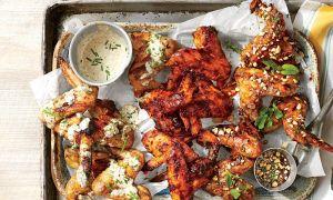 La receta del ala de pollo que te hará un héroe del Super Bowl