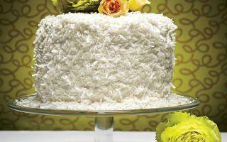10 وصفات كعكة جوز الهند