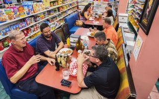 """Няма да повярвате в това """"Грийнвил"""" в Южна Каролина, магазин за удобство"""