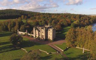 HomeAway dává volný pobyt v pohádkovém skotském hradě
