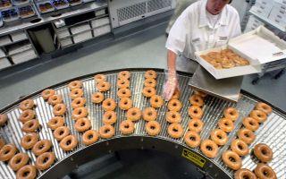 El voto de los fanáticos de Krispy Kreme por un nuevo sabor está en