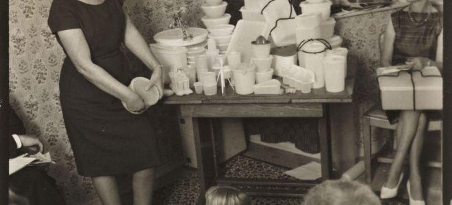 Mama havde aldrig brug for online shopping, hun kastede Mary Kay-partier!