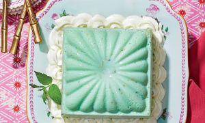 Este molde de gelatina es la receta de Pascua de mi abuela
