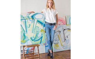 Vi er obsessede med denne georgias kunstneres stålmagnolias-inspirerede malerier