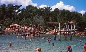 Langt glemt Disney World Park indstillet til at blive nyt feriested