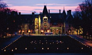 Biltmore ved Candlelight