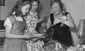 Sydlige ordsprog, du hører om Thanksgiving