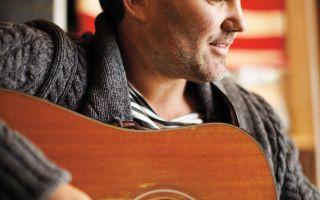 Mød Nashville Songwriter Thad Cockrell