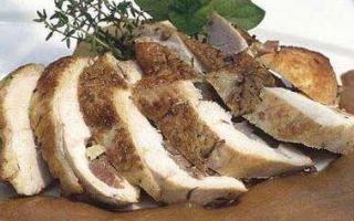 Deliciosas recetas de pechuga de pollo rellenas