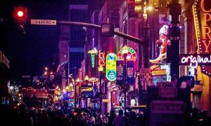 Dónde ver las luces de Navidad en Nashville