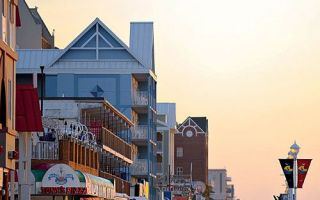 Un viaje económico de fin de semana a Ocean City