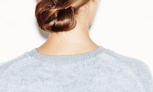 華やかなローバンのヘアスタイル