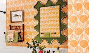 خذ نظرة خاطفة في 4 حمامات ملونة في Idea House