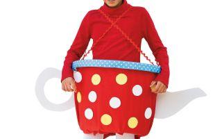 Disfraz De Tetera De Halloween