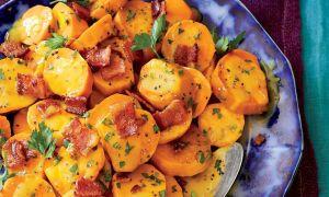 Los mejores lados de la patata dulce para el Día de Acción de Gracias