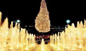 Oslnivé světla v Kansas City