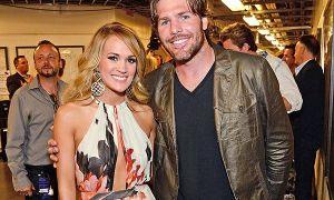 El marido de Carrie Underwood, Mike Fisher, acaba de lanzar algunas de las principales noticias profesionales