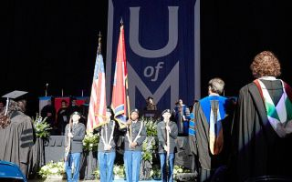 University of Memphis afslører gratis undervisning for Gold Star Families