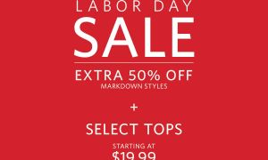 Over 40 Fabulous Labor Day Sales