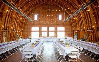 3 ting at vide, når de beslutter mellem en buffet og sit-down bryllup middag