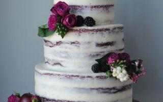 Hermosos pasteles de boda de otoño que estamos babeando sobre