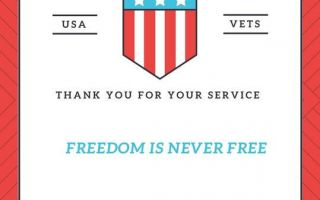 私たちの好きな退役军人の日の引用